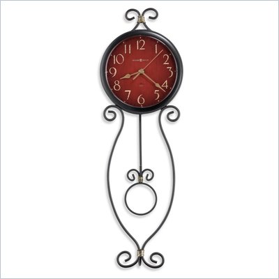 Howard Miller Addison Quartz Wall Clock