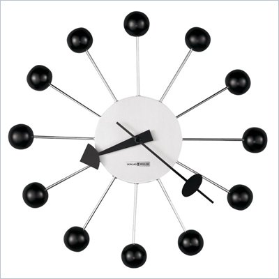 Howard Miller Ball Retro Wall Clock
