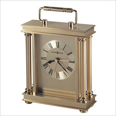 Howard Miller Audra Table Top Clock