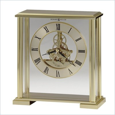 Howard Miller Fairview Table Top Clock