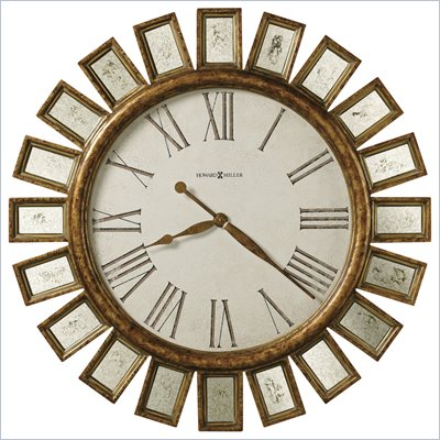 Howard Miller Ty Pennington Solaris Wall Clock