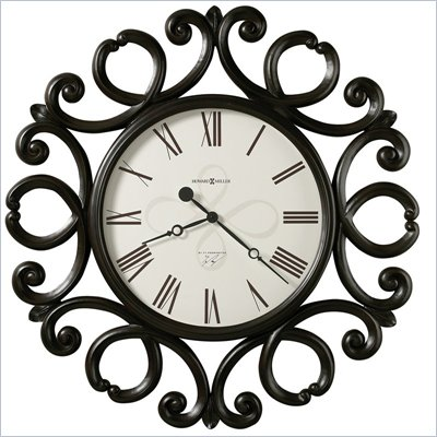 Howard Miller Ty Pennington Castille Wall Clock