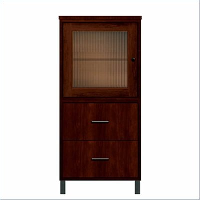 Howard Miller Ty Pennington Ella Storage Cabinet in Newport Cherry