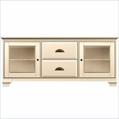Howard Miller Ty Pennington Lucy TV Console in Antique Vanilla Finish