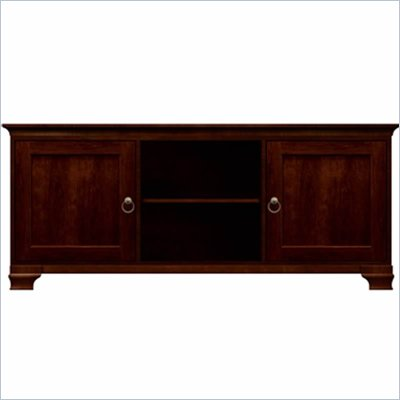 Howard Miller Ty Pennington Lucy TV Console in Newport Cherry Finish
