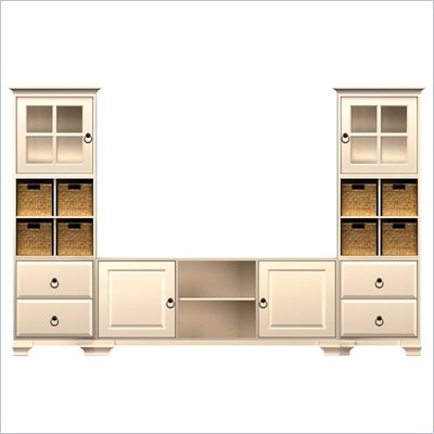 Howard Miller Ty Pennington Owen-9B Personal Storage Entertainment/TV Cabinet