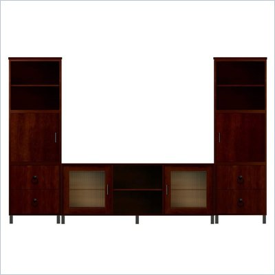 Howard Miller Ty Pennington Owen-9E Personal Storage Entertainment/TV Cabinet