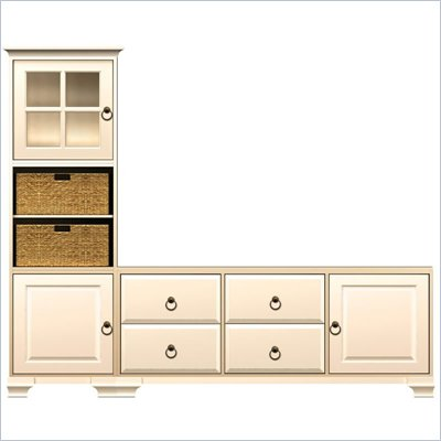 Howard Miller Ty Pennington Hannah-10E Personal Storage Entertainment/TV Cabinet