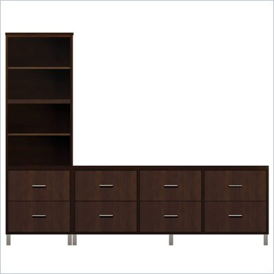 Howard Miller Ty Pennington Hannah-10G Personal Storage Entertainment/TV Cabinet
