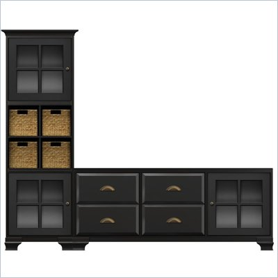 Howard Miller Ty Pennington Hannah-10K Personal Storage Entertainment/TV Cabinet