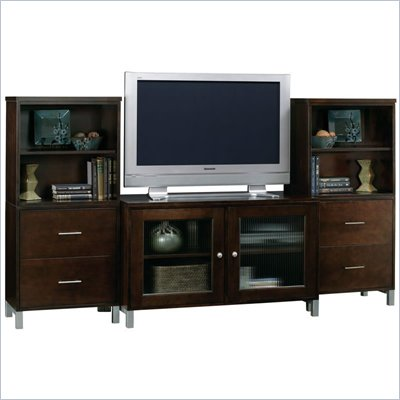 Howard Miller Ty Pennington Myles-14A Personal Storage Entertainment/TV Cabinet