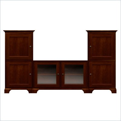 Howard Miller Ty Pennington Myles-14B Personal Storage Entertainment/TV Cabinet