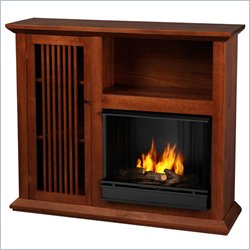 Real Flame Fireplace