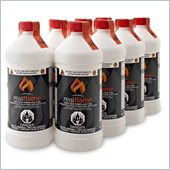 Real Flame Ventless Fireplace Fuel 8 Pack