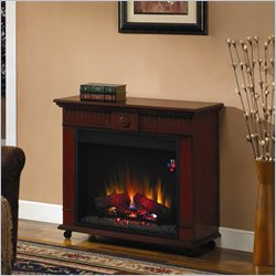 Cherry Electric Fireplaces