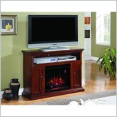 Classic Flame Cannes Fireplace in Premium Cherry