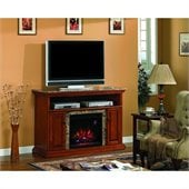Classic Flame Brighton Fireplace in Golden Honey