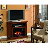 Classic Flame Fairmont Fireplace in Vintage Mahogany