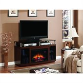 Classic Flame Drew Fireplace in Autumn Birch
