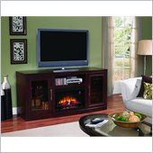 Classic Flame Baxter Fireplace in Empire Cherry