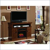 Classic Flame Sterling Infrared Fireplace in Burnished Walnut