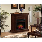 Classic Flame Oxford Infrared Mantel in Espresso