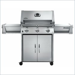 Napoleon Grills Prestige I 450 Series Gas Grill in Stainless Steel Finish