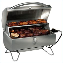 Napoleon Grills Prestige II Freestyle Portable Series Propane Gas Grill in Stainless Steel