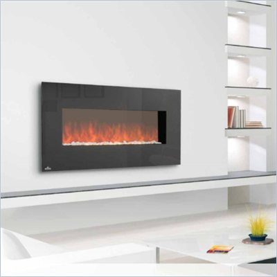 Napoleon 48&quot; Linear Wall Mount Electric Fireplace