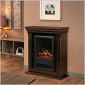 Dimplex Bravado II Indoor Electric Fireplace in Nutmeg