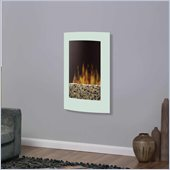Dimplex Convex Wall Mount Electric Fireplace