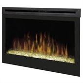 Dimplex 30 Self-trimming Electric Firebox with Glass Ember Bed