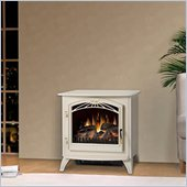 Dimplex Clapton Traditional Stove in Cream