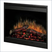 Dimplex 26 Self-trimming Electric Firebox without Brick Interior
