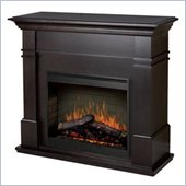 Dimplex Symphony Maestro Kenton Free Standing Electric Fireplace in Espresso