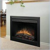 Dimplex Electraflame 39 Inch 2 Sided Built In Electric Fireplace
