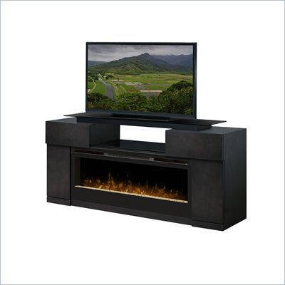 Dimplex Concord Electric Fireplace Entertainment Center