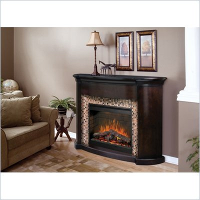 Dimplex Martindale Mantel in Espresso