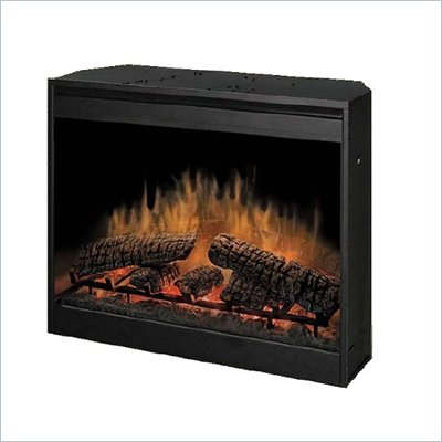 Dimplex 30&quot; Self-Trimming Electric Firebox