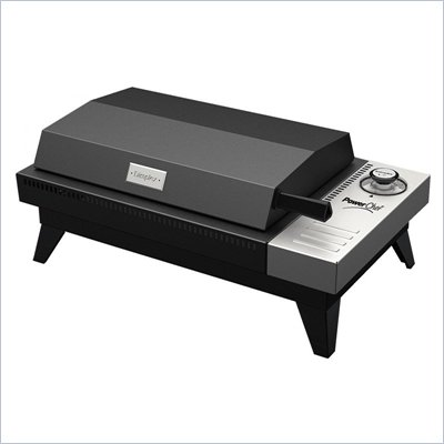 Dimplex Power Chef Table Top Electric Grill in Black