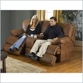 Catnapper Ranger Reclining Loveseat with Console Cupholders & Storage