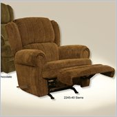 Catnapper Kirkland Rocker Recliner Chair in Sierra