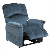 Catnapper Champion Power Lift Lounger Recliner Chair in Blue
