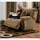 Catnapper Grandover Glider Recliner Chair in Sandstone
