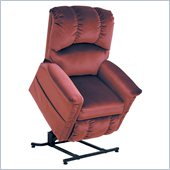 Catnapper Champion Power Lift Lounger Recliner Chair in Brandy