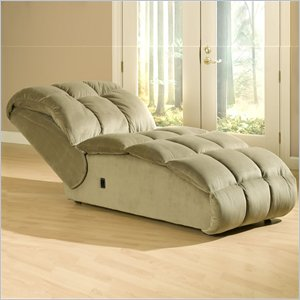 Catnapper Softie Oversized Reclining Chaise