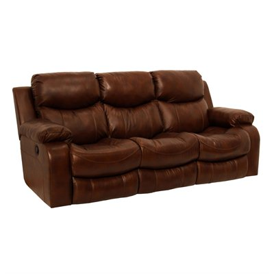 Catnapper Dallas Reclining Sofa in Tobacco