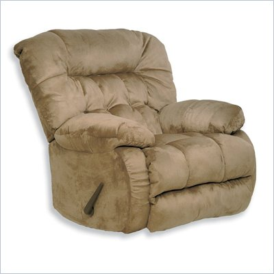 Catnapper Teddy Bear Oversized Chair Chaise Swivel Glider Recliner
