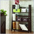 ADD TO YOUR SET: Homelegance Britanica Folding Bookcase