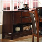 Homelegance Avalon Cherry Sideboard